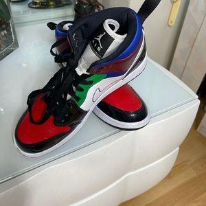 Air Jordan Nike Size 10-like new